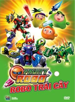 Fruity Robo - Robo Trái Cây - Tập 1 (DVD)