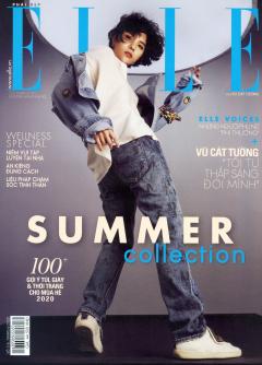 Phái Đẹp - Elle - Số 116 (Tháng 6/2020)