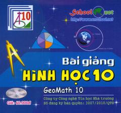 Bài Giảng Hình Học 10 - GeoMath 10