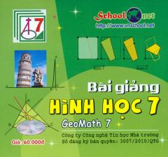Bài Giảng Hình Học 7 - GeoMath 7