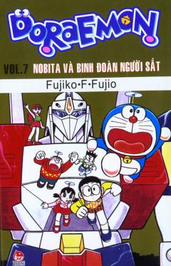 Doraemon - Vol.7 - Nobita Và Binh Đoàn Người Sắt