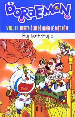 Doraemon - Vol.11 - Nobita Ở Xứ Sở Nghìn Lẻ Một Đêm