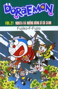 Doraemon - Vol.21 - Nobita Và Những Dũng Sĩ Có Cánh