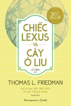 Chiếc Lexus Và Cây Ôliu (Tái Bản 2020)