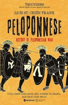 Lịch Sử Chiến Tranh Peloponnese (Bìa Cứng) (Tái Bản 2018)
