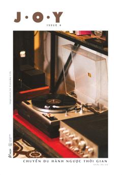 J.O.Y - Issue 4: Chuyến Du Hành Ngược Thời Gian