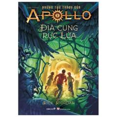 Địa Cung Rực Lửa - Phần 3 Series Những Thử Thách Của Apollo