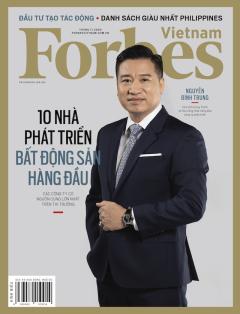 Forbes Việt Nam Tháng 11.2020