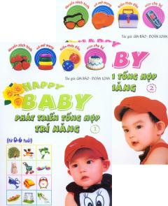Happy Baby - Phát Triển Tổng Hợp Trí Năng - Trọn Bộ 2 Tập