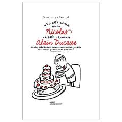 Vào Bếp Cùng Nhóc Nicolas Và Bếp Trưởng Alain Ducasse
