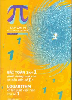 Tạp Chí Pi: Tập 4 - Số 12 (Tháng 12/2020)