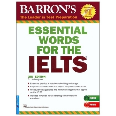 Essential Words For The IELTS 3rd Edition (Tái Bản)