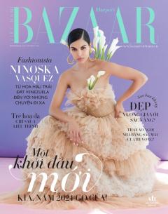 Harper's Bazaar (Tháng 01/2021)