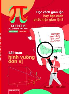 Tạp Chí Pi: Tập 5 - Số 1-2 (Tháng 1/2021)