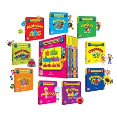 Bộ Sách Baby'S First Picture Dictionary - Từ Điển Bằng Hình Đầu Tiên Của Bé