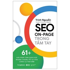 SEO ON - Page Trong Tầm Tay