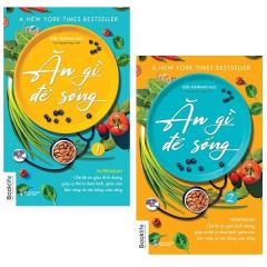 Bộ Sách Ăn Gì Để Sống (Bộ 2 Tập)