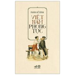 Việt Nam Phong Tục (Bìa Cứng)