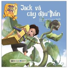 Ngày Xửa Ngày Xưa - Jack Và Cây Đậu Thần (Tái Bản 2021)