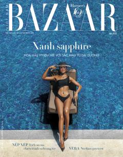 Phong Cách - Harper's Bazaar (Tháng 6/2021)