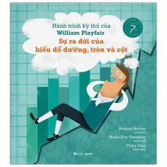 Hành Trình Kỳ Thú Của William Playfair - Sự Ra Đời Của Biểu Đồ Đường, Tròn Và Cột