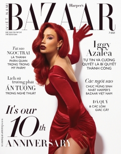 Phong Cách - Harper's Bazaar (Tháng 7/2021)