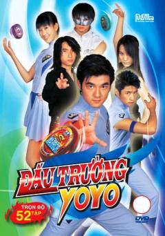 Đấu Trường Yoyo - Trọn Bộ 52 Tập - Gồm 12 Đĩa (DVD)