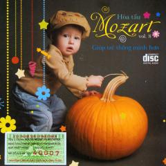 Hòa Tấu Mozart Vol.8 - Giúp Trẻ Thông Minh Hơn (CD)