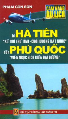 Cẩm Nang Du Lịch - Từ Hà Tiên