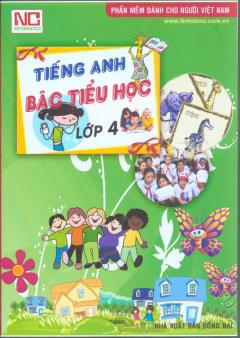 CD-ROM Tiếng Anh Bậc Tiểu Học - Lớp 4