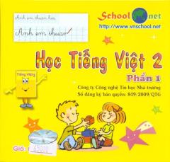 Học Tiếng Việt 2 - Phần 1 (CD)