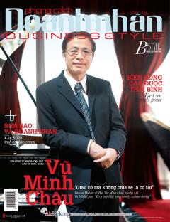 Phong Cách Doanh Nhân (20-6-2011)