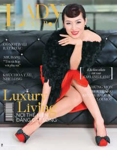 Lady Luxury - Tháng 6/2011