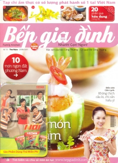 Tạp Chí: Bếp Gia Đình - Số 13