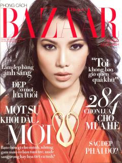 Phong Cách - Harper's Bazaar 07-2011