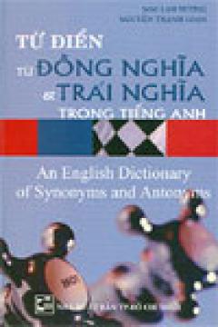 Từ điển từ đồng nghĩa, trái nghĩa trong tiếng Anh