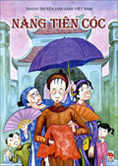 Tranh Truyện Dân Gian Việt Nam - Nàng Tiên Cóc