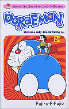 Doraemon - Chú Mèo Máy Đến Từ Tương Lai - Tập 24