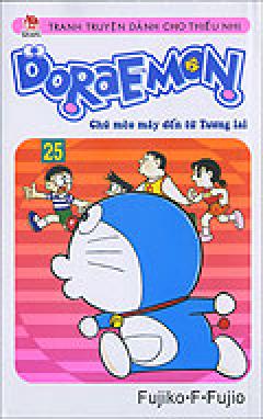 Doraemon - Chú Mèo Máy Đến Từ Tương Lai - Tập 25