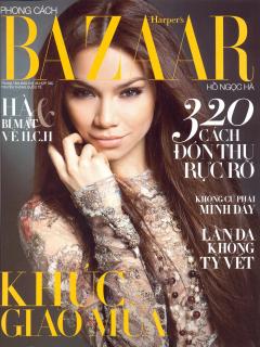 Phong Cách - Harper's Bazaar (08-2011)