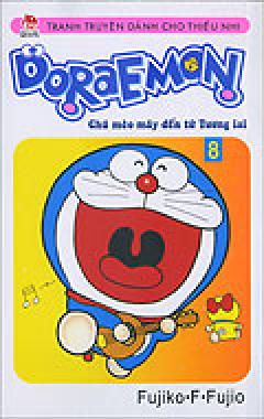Doraemon - Chú Mèo Máy Đến Từ Tương Lai - Tập 8