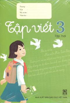 Sách Giáo Khoa Lớp 3 - Trọn Bộ 6 Cuốn