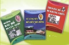 Sách Về Bác Hồ Của GS-TS. Trình Quang Phú