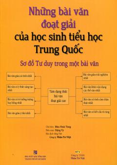 Những Bài Văn Đoạt Giải Của Học Sinh Tiểu Học Trung Quốc - Sơ Đồ Tư Duy Trong Một Bài Văn