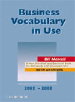 Từ vựng thương mại tiếng Anh thực hành - Business vocabulary in use 2002