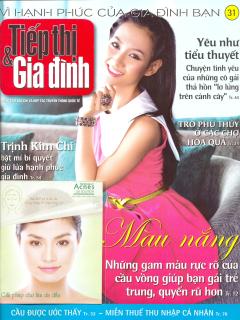 Tiếp Thị & Gia Đình - Số 31 (Tháng 8/2011)