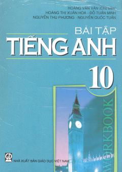 Sách Bài Tập Lớp 10 (Chuẩn) - Trọn Bộ 11 Cuốn