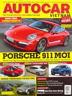Autocar Việt Nam - Tạp Chí Xe Hơi Đầu Tiên Trên Thế Giới - Số 09 (Tháng 10-2011)
