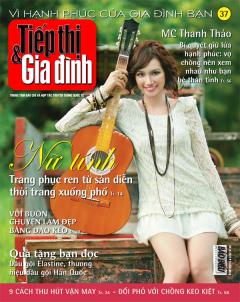 Tiếp Thị & Gia Đình - Số 37 (Tháng 9/2011)