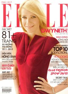 Tạp Chí: Phái Đẹp - Elle Số 12 - Tặng Thêm Bộ Sưu Tập Thu Đông 2011-2012 (Tháng 10/2011)